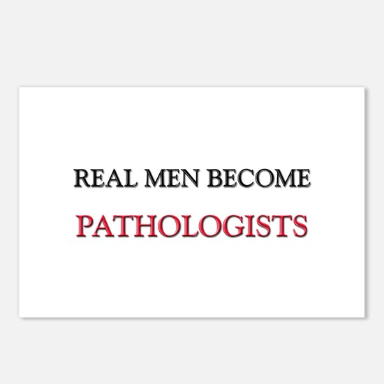 Real Men Become Pathologists Postcards (Package of