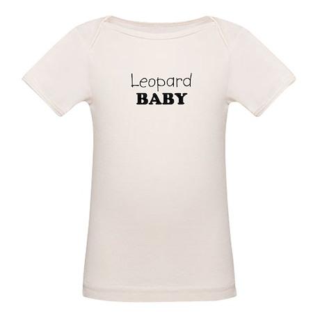Leopard baby Organic Baby T-Shirt