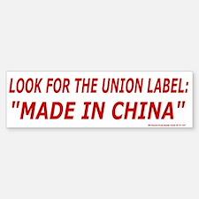 Union b-sticker #1