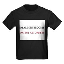 Real Men Become Patent Attorneys T