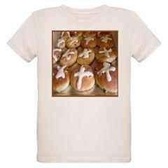 Hot Cross Buns Organic Kids T-Shirt