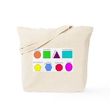 geometrics Tote Bag