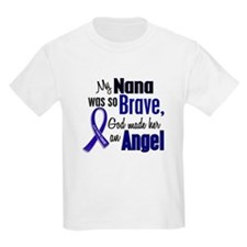 Angel 1 NANA Colon Cancer T-Shirt