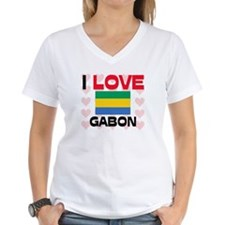 I Love Gabon Shirt