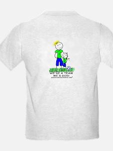 WE'RE A TEAM - ME & GOD - (girl) T-Shirt