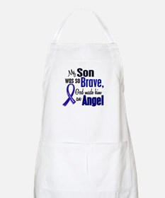Angel 1 SON Colon Cancer BBQ Apron