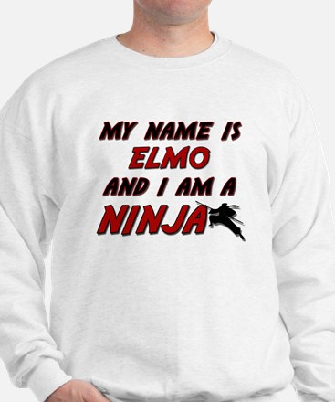 my name is elmo and i am a ninja Jumper