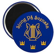Sjung pa Svenska Magnet