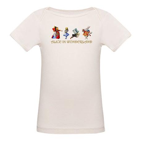 WONDERLAND Organic Baby T-Shirt