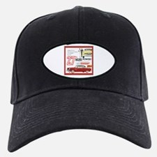 """1952 Aero Willys Ad"" Baseball Hat"
