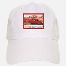 """1954 Nash Ad"" Baseball Baseball Cap"