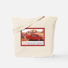 """1954 Nash Ad"" Tote Bag"