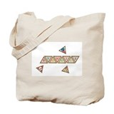 Brownie girl scout Canvas Totes