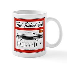 """""""1954 Packard Ad"""" Mug"""