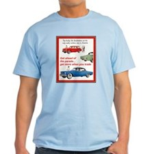 """1954 Studebaker Ad"" T-Shirt"