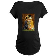 Kiss / Flat Coated Retriever T-Shirt