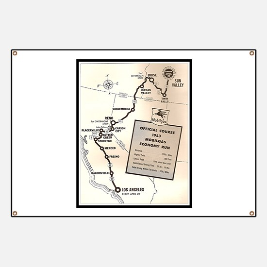 """Mobilgas Route"" Banner"