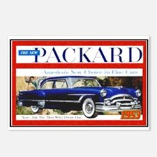 """""""1953 Packard Ad"""" Postcards (Package of 8)"""