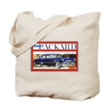 """1953 Packard Ad"" Tote Bag"