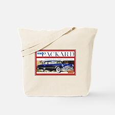 """1953 Packard Ad"" Tote Bag"