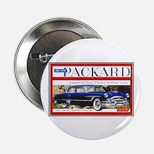"""""""1953 Packard Ad"""" 2.25"""" Button"""