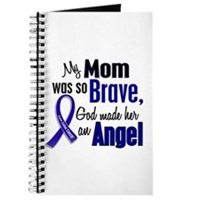 Angel 1 MOM Colon Cancer Journal