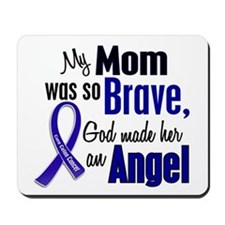 Angel 1 MOM Colon Cancer Mousepad