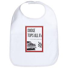 """""""1953 Dodge Ad"""" Bib"""