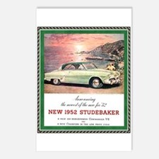 """1952 Studebaker Ad"" Postcards (Package of 8)"