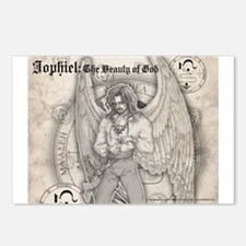 Archangel Jophiel Postcards (Package of 8)