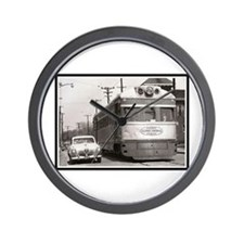 """""""Share the Road"""" Wall Clock"""