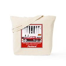 """1951 Packard Ad"" Tote Bag"