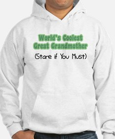 World's Coolest Great Grandmother Hoodie
