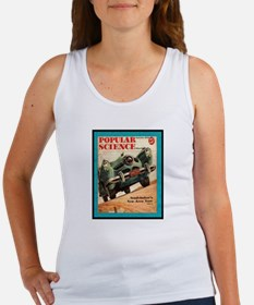 """1950 Studebaker Test"" Women's Tank Top"