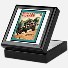 """1950 Studebaker Test"" Keepsake Box"