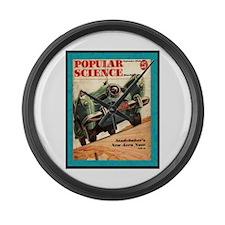 """1950 Studebaker Test"" Large Wall Clock"