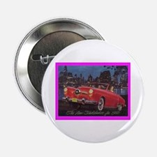 """1950 Studebaker Brochure"" 2.25"" Button"