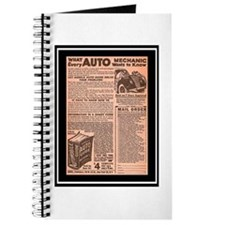 """Auto Guide-Circa 1960"" Journal"