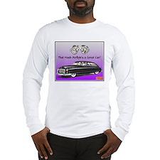 """1950 Nash Ad"" Long Sleeve T-Shirt"
