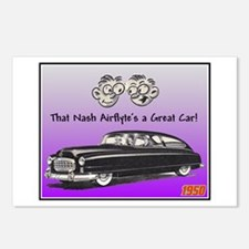 """1950 Nash Ad"" Postcards (Package of 8)"