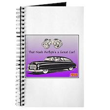 """1950 Nash Ad"" Journal"