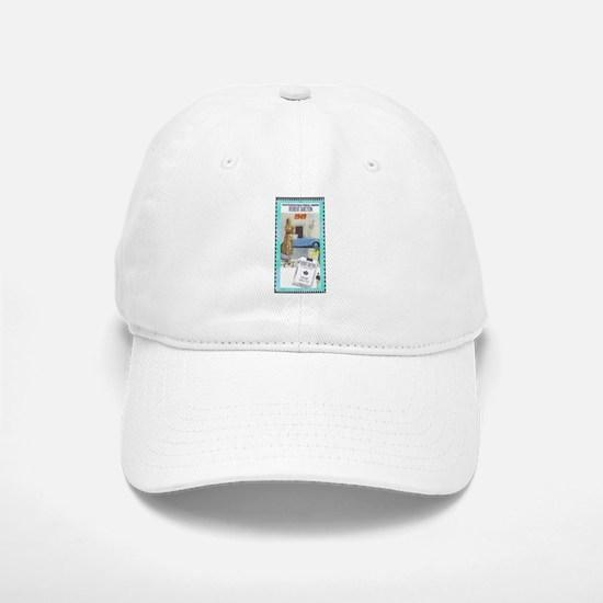 """Tareyton Cigarettes"" Baseball Baseball Cap"