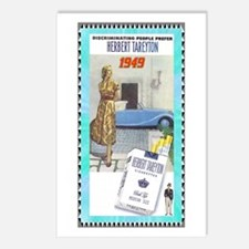 """""""Tareyton Cigarettes"""" Postcards (Package of 8)"""