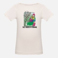 Tree Hugger in Training Tee