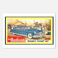 """""""1949 Hudson Ad"""" Postcards (Package of 8)"""