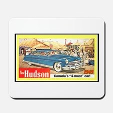 """""""1949 Hudson Ad"""" Mousepad"""