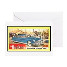 """1949 Hudson Ad"" Greeting Card"