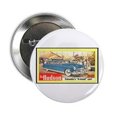 """1949 Hudson Ad"" 2.25"" Button"