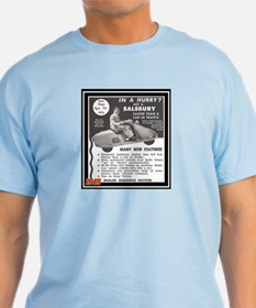 """Salsbury Scooter Ad"" T-Shirt"