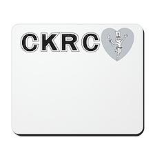CKRC Winnipeg 1968 -  Mousepad